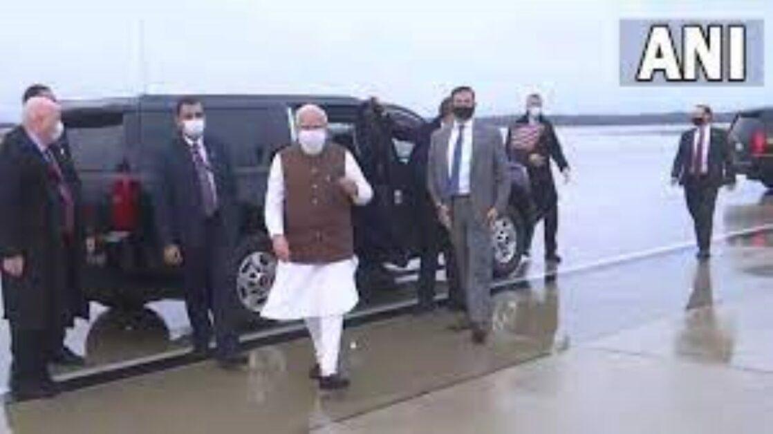 Daily-NEWS-Summary | 23-09-2021-Narendra-Modi-arrived-in-Washington