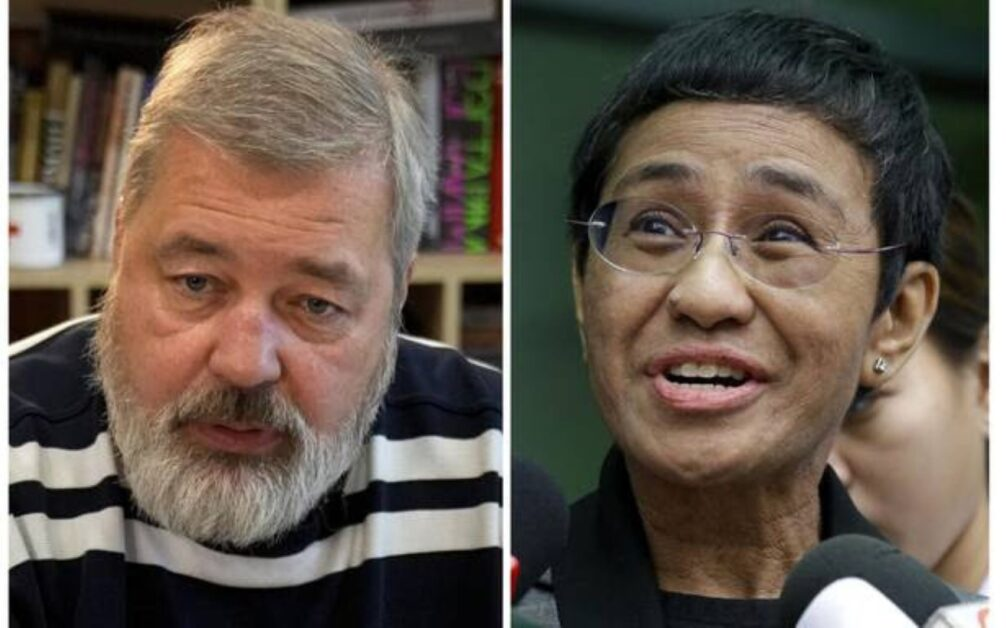 Daily-NEWS-Summary | 08-10-2021-The-Nobel-Peace-Prize-2021-was-awarded-to-journalists-Maria-Ressa-from-the-Philippines-and-Dmitry-Muratov-from-Russia.