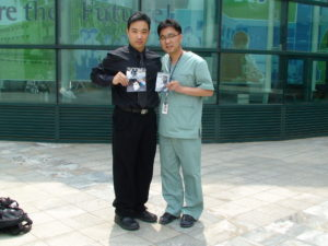 Photo from my trip visiting  RNL-Bio in Korea.