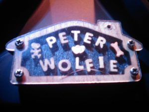 Peter Loves Wolfie