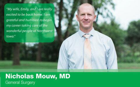 Nicholas Mouw, MD