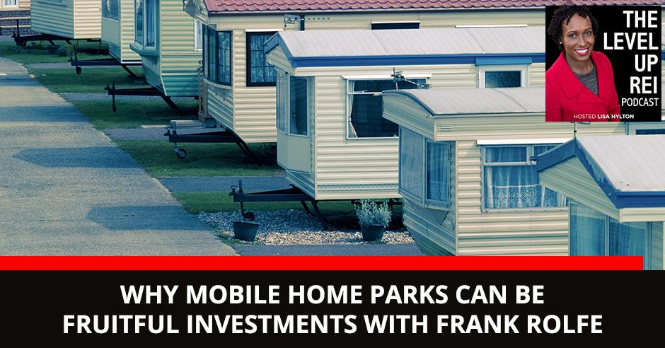 LUR Frank Rolfe   Mobile Home Parks