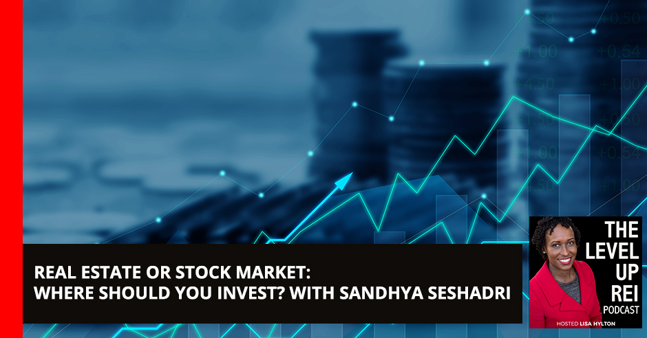 LUR Sandhya Seshadri | Investing In Real Estate