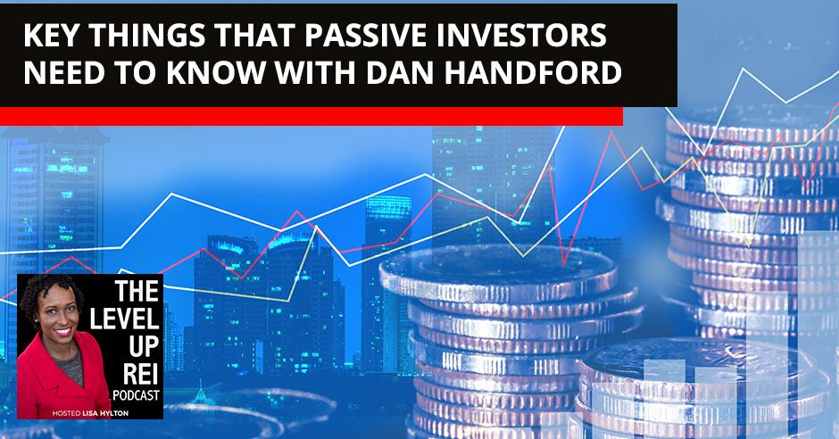 LUR Dan | Passive Investors