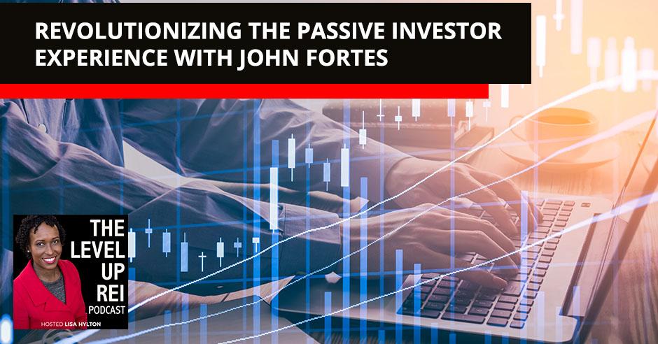 LUR 79 | Passive Investor