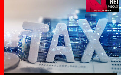 Tax Impact Of Passively Investing In Real Estate With Larry Pendleton, Jr.