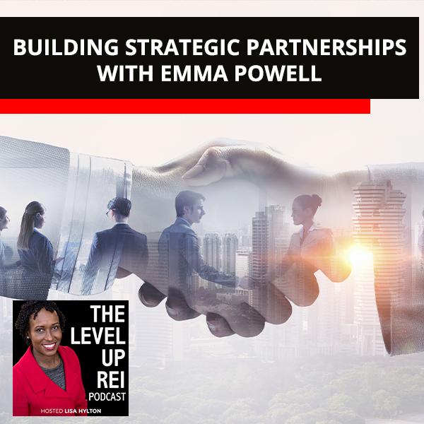 Building Strategic Partnerships With Emma Powell