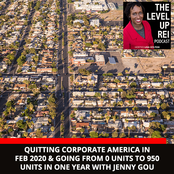 Quitting Corporate America In Feb 2020 & Going From 0 Units To 950 Units In One Year With Jenny Gou