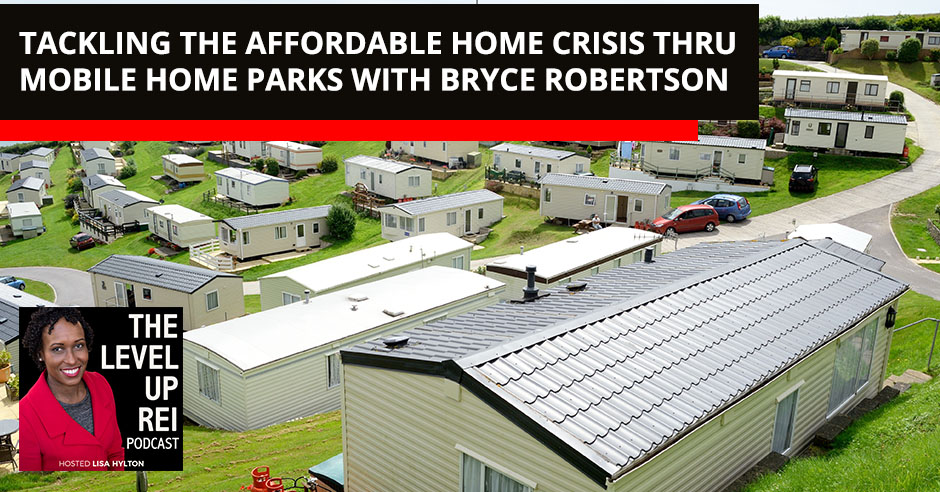 LUR 90 Bryce Robertson | Mobile Home Parks