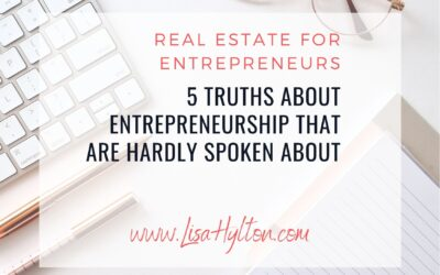 5 Truths About Entrepreneurship That are Hardly Spoken About