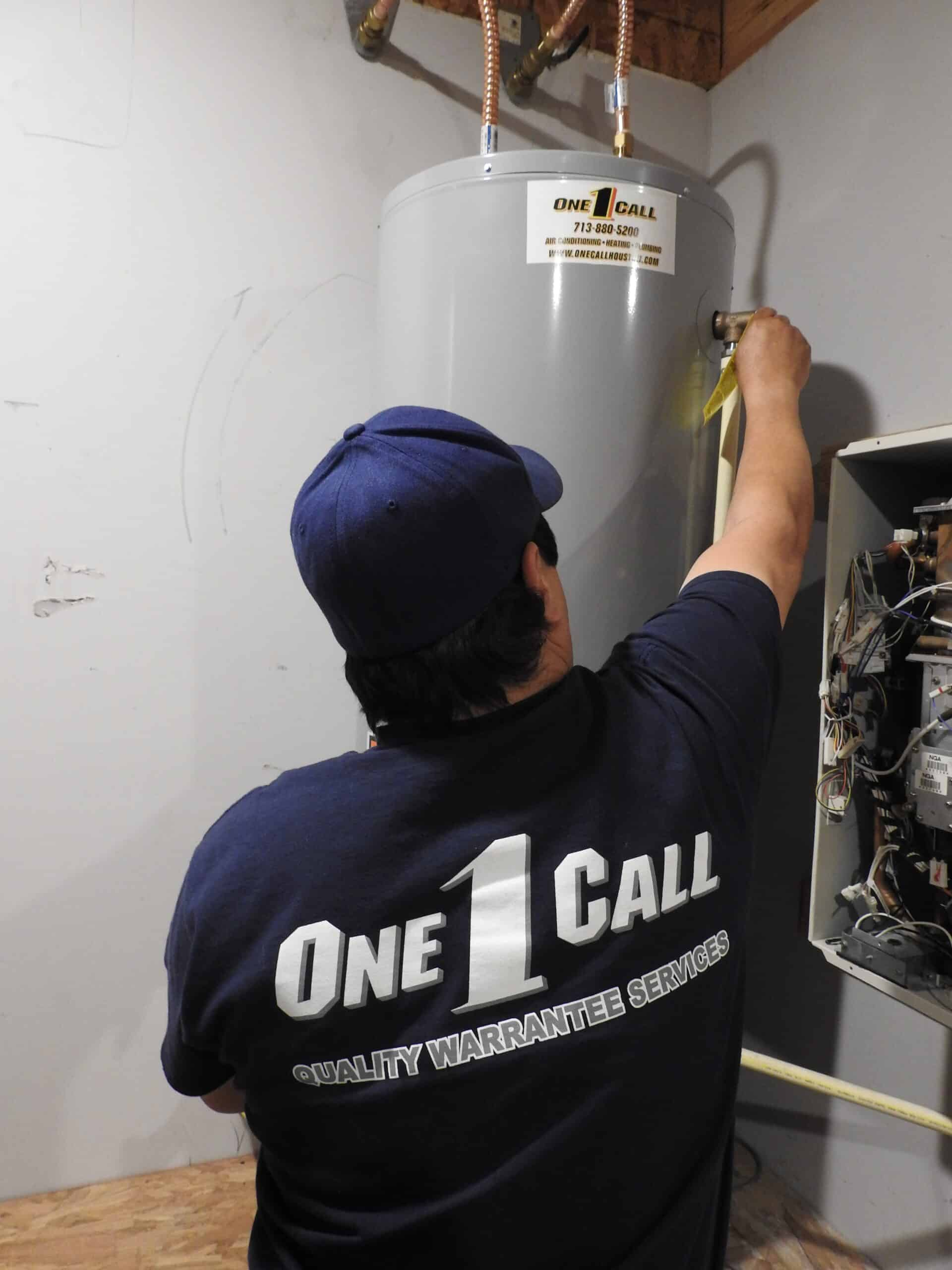 Water heater, plumbing & ac repair throughout Houston for over 30 years