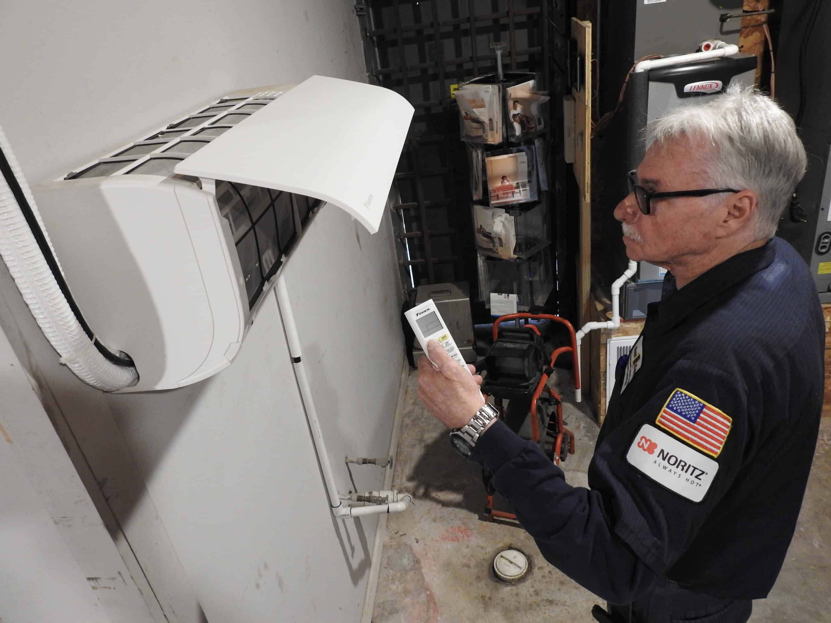 ac tune-up services for residential and commercial buildings
