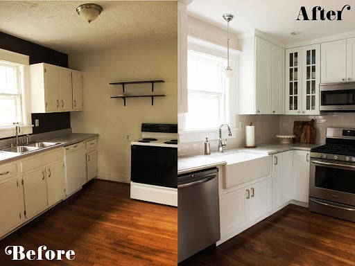 Full Kitchen Plumbing and Remodel upgrade to beautiful