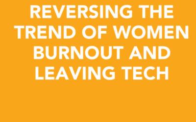 Reversing the trend of women burnout and leaving Tech | Karen Worstell | Ctrl+Alt+Del w/ Lisa Duerre