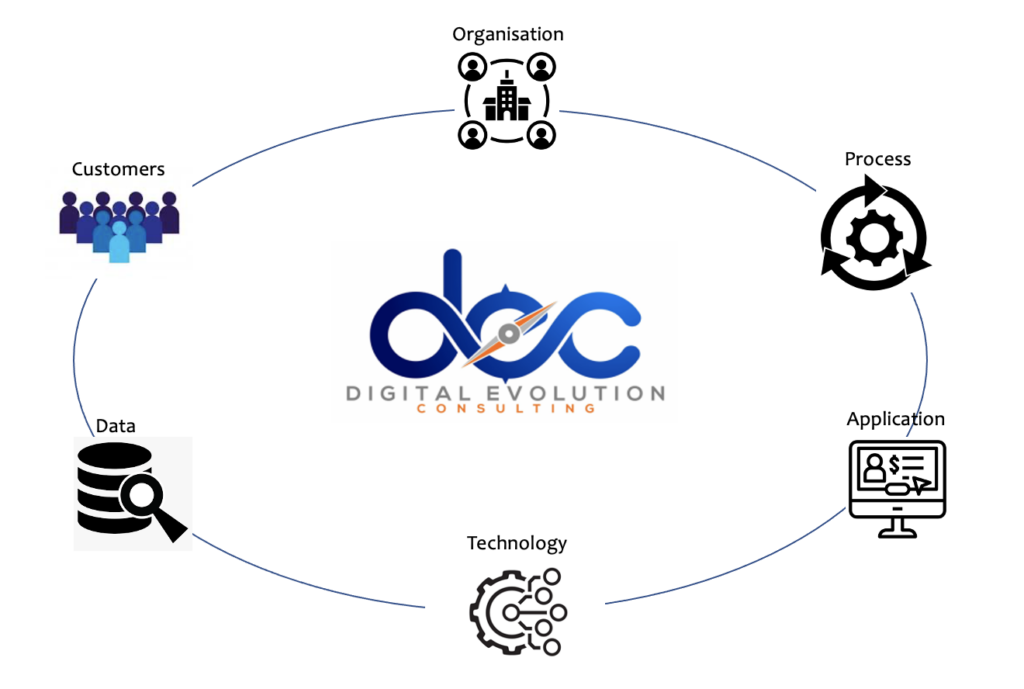 DEC Digital Maturity Model