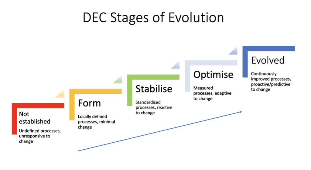 Stages of Evolution