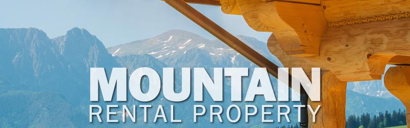 Mountain Rental Property