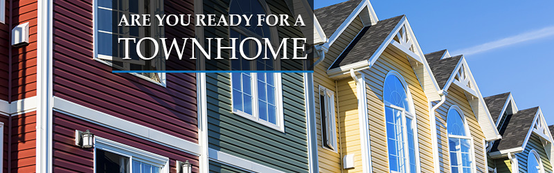 Are You Ready for a Townhome?