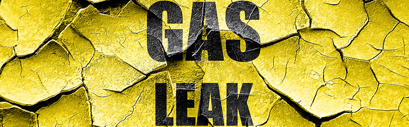 Your House Has A Gas Leak