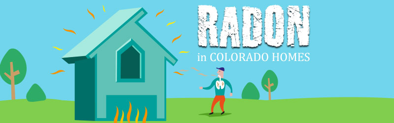 Radon in Colorado Homes