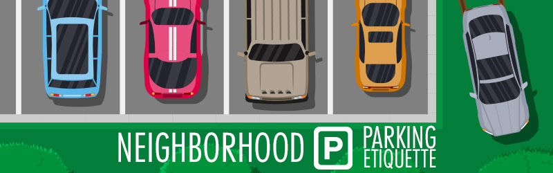 Neighborhood Parking Etiquette