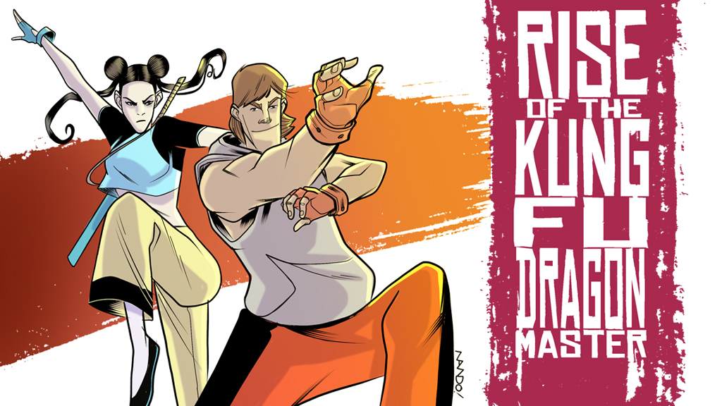 Rise of the Kung Fu Dragon Master