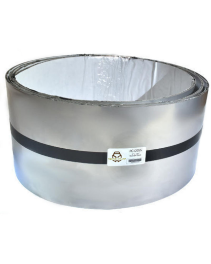 """PC120SS Stainless 120"""" Roll for Round Lumber"""