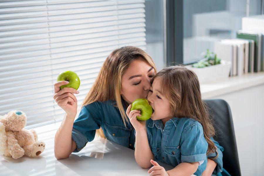 An Apple A Day Keeps Cavities Away