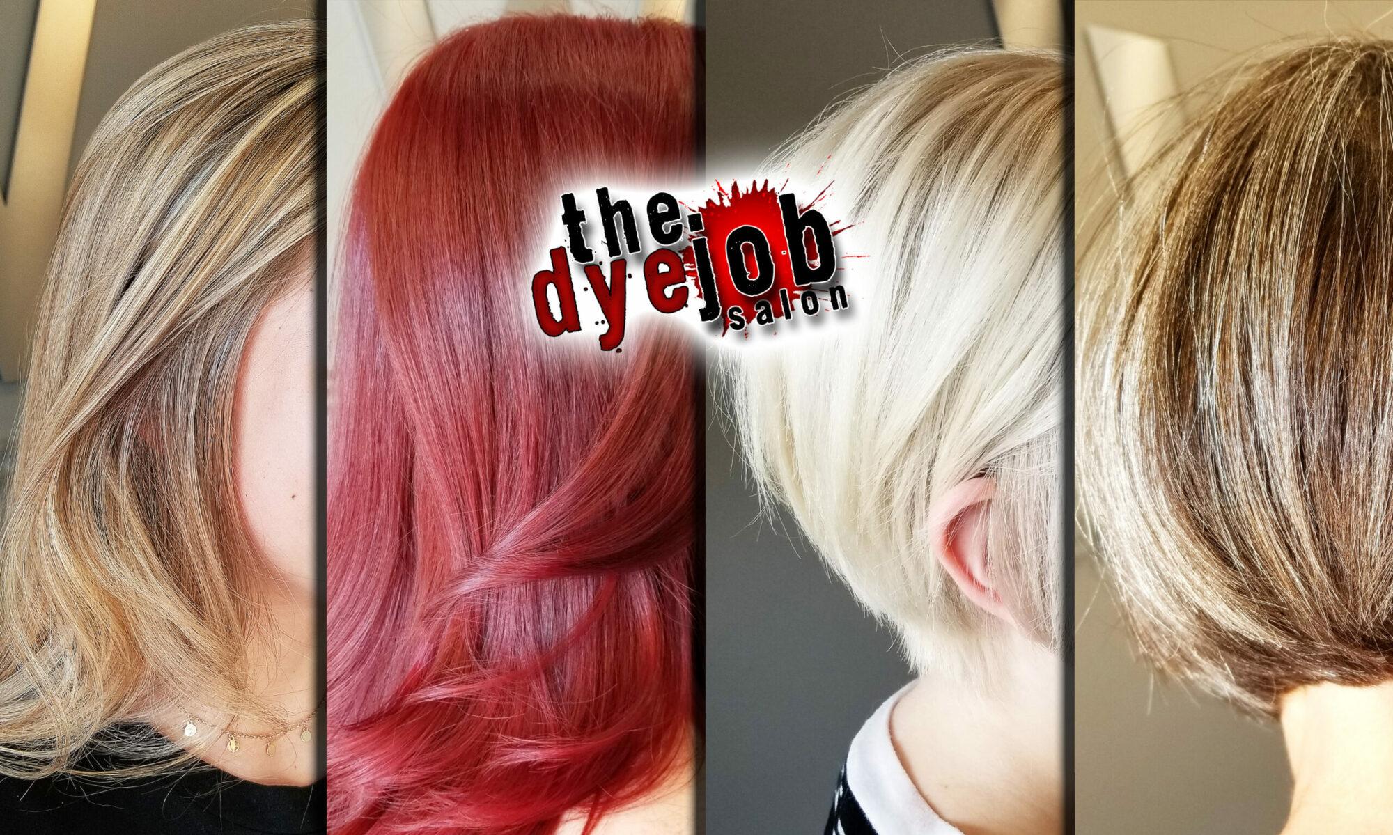 The Dye Job Salon