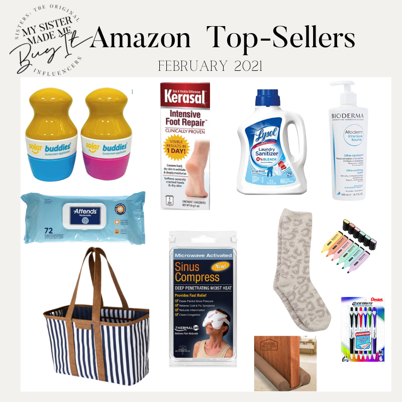 Amazon Favorites – February 2021