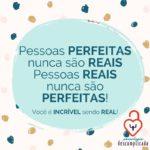 Se permita não ser perfeito!