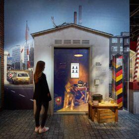 International Spy Museum - Guard House