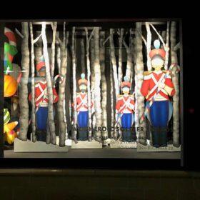 Nieman Marcus (Dallas, TX) - Holiday Windows
