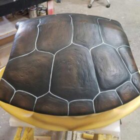 Louisiana Children's Museum - Turtle Play Area