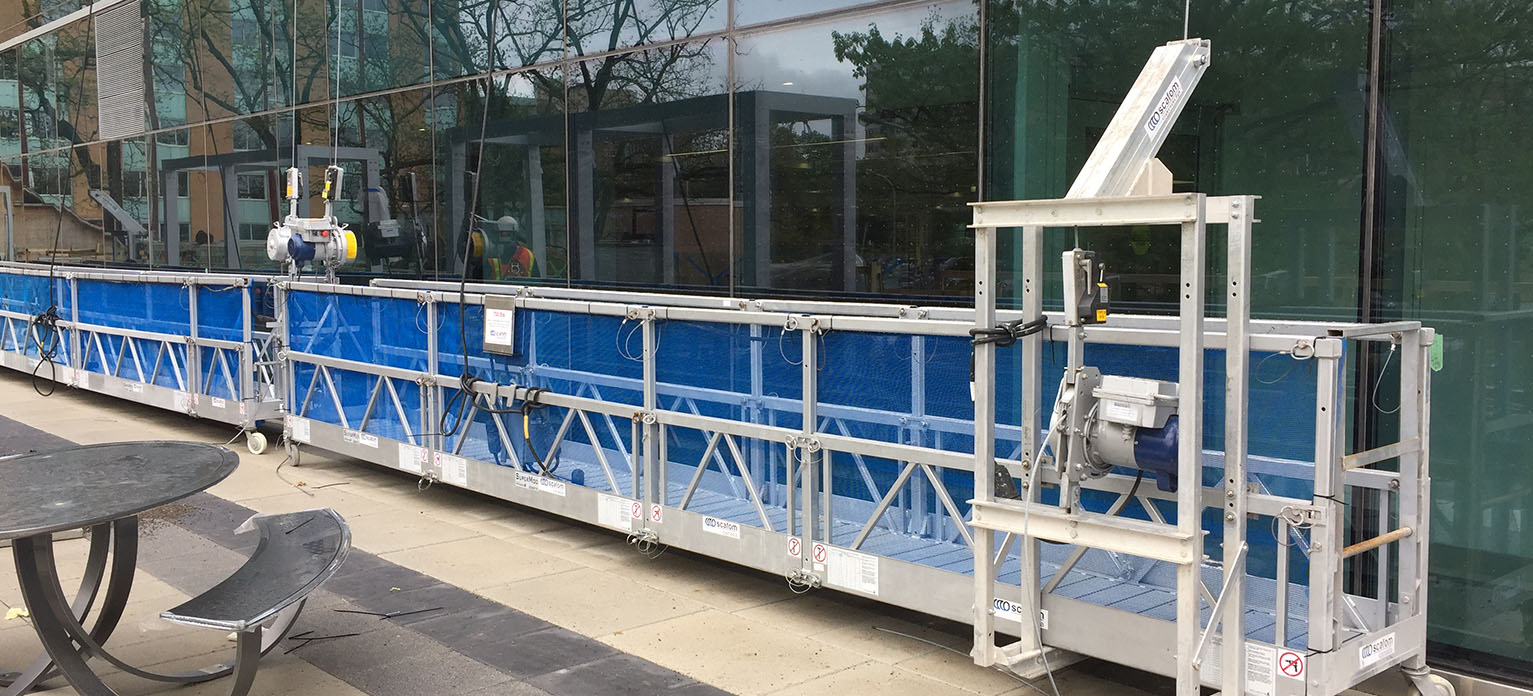 Swing Stage and Scaffold Parts