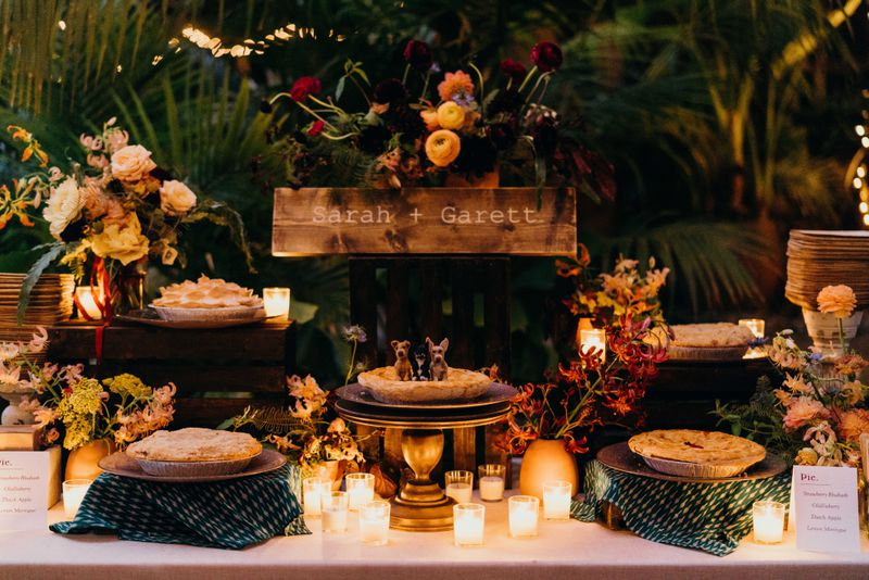 This is A-MAZING! Thank you to BRIDES for the fantastic & gorgeous feature - A Naturally Beautiful Wedding at The Holly Farm in Carmel, California!
