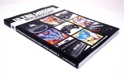 Sega Genesis Book - Side