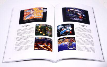 Sega Genesis Book - Thunder Force