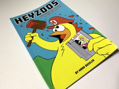 Heyzoos #1 cover