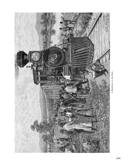 The American Railway: The Trains, Railroads, and People Who Ran the Rails image 7