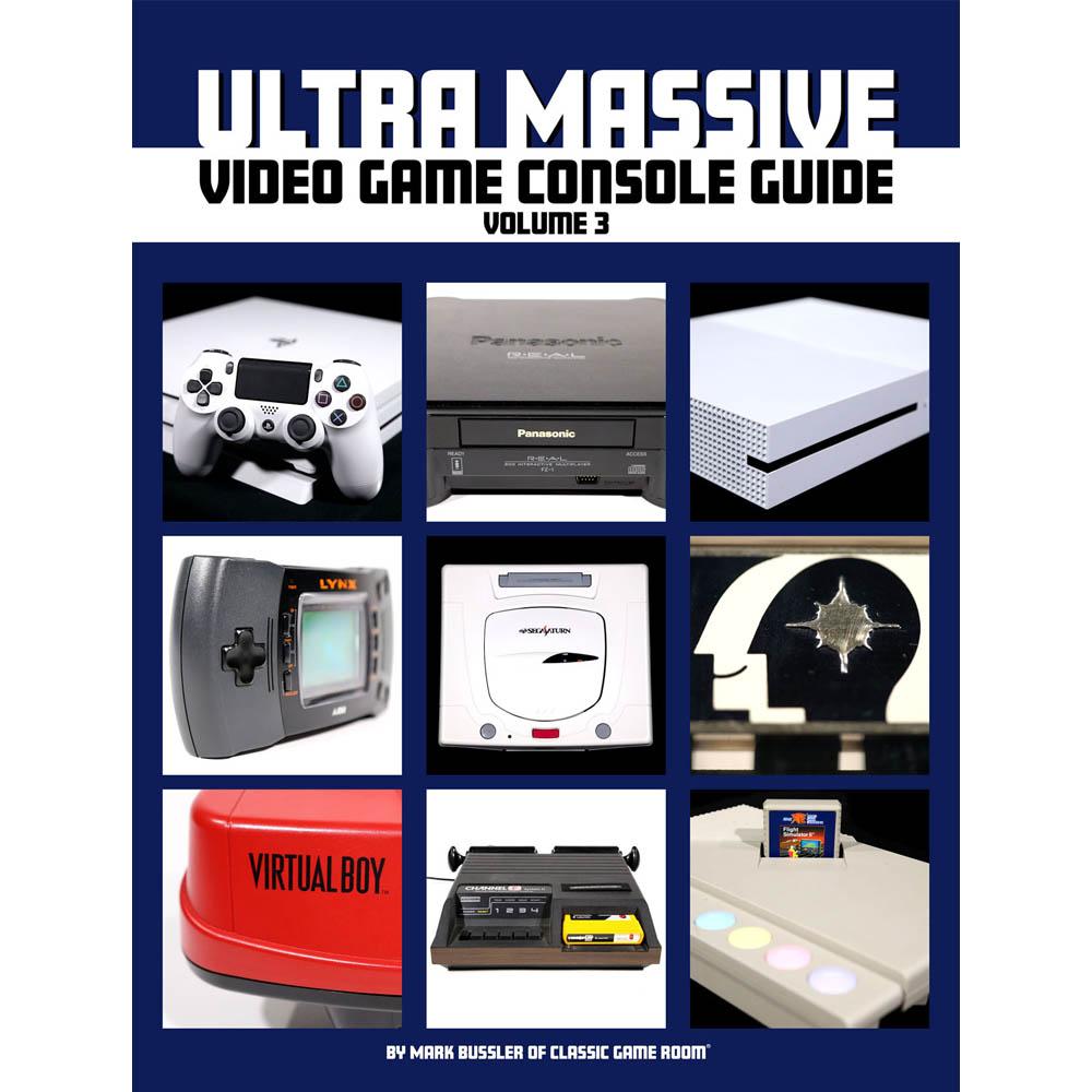 Ultra Massive Video Game Console Guide 3