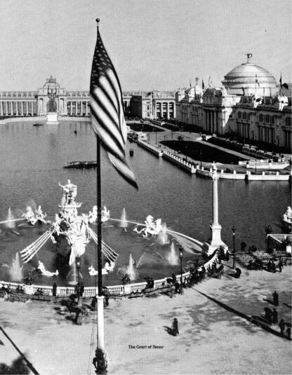 The World's Fair of 1893: Ultra Massive Photographic Adventure image 2