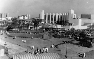 Hall of Science at Chicago 1933 Fair