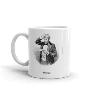 Old Timey Mug - Dafuq