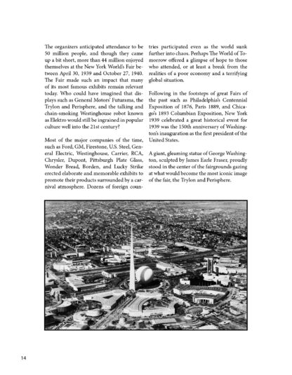 1939 New York World's Fair: The World of Tomorrow in Photographs image 3