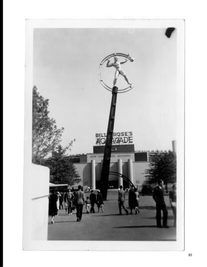 1939 New York World's Fair: The World of Tomorrow in Photographs image 5