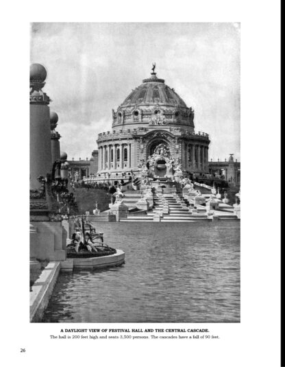 1904 St. Louis World's Fair: The Louisiana Purchase Exposition in Photographs image 3