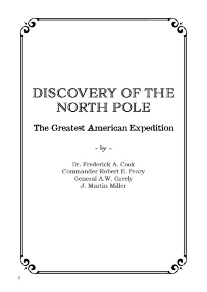 Discovery of the North Pole: The Greatest American Expedition image 8