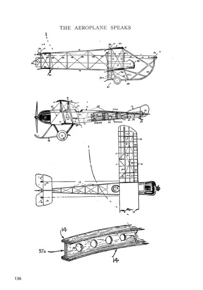 The Aeroplane Speaks: Illustrated Historical Guide To Airplanes image 6