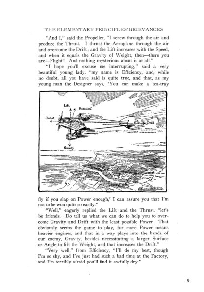 The Aeroplane Speaks: Illustrated Historical Guide To Airplanes image 3